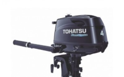Tohatsu 4Pk verkocht