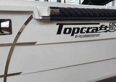 topcraft 605 4