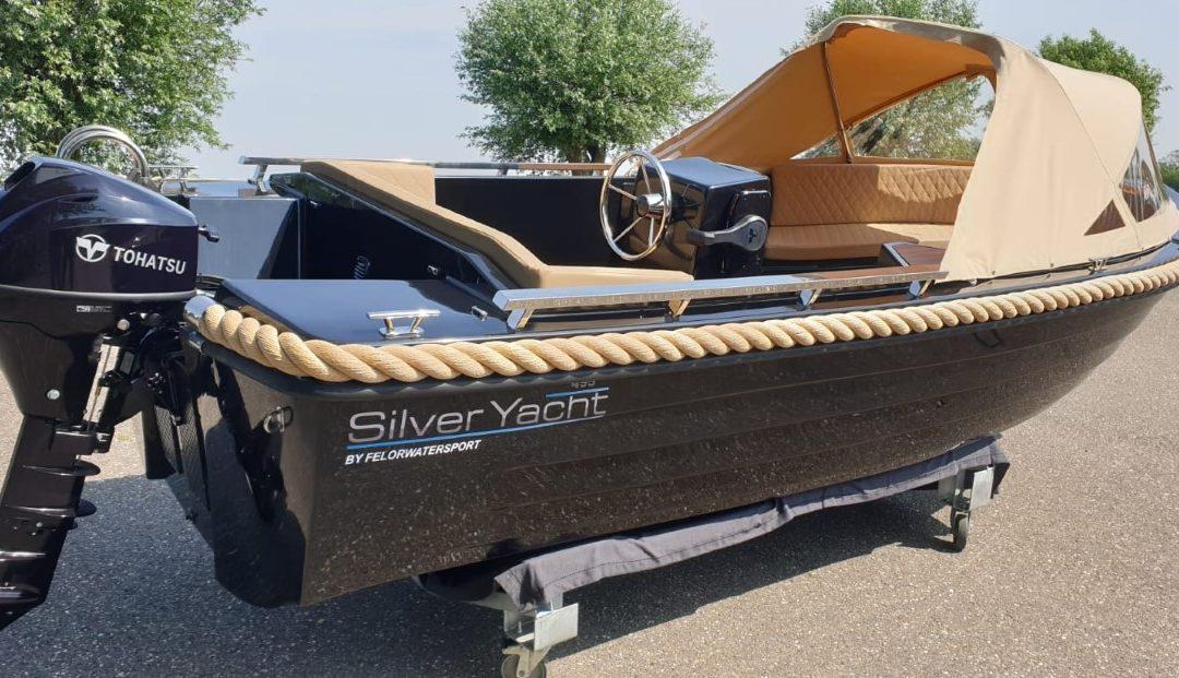 silveryacht 495 (VERKOCHT)