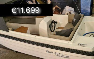 felor 475 de luxe (voorraad)