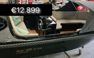 felor 490 de luxe (voorraad)